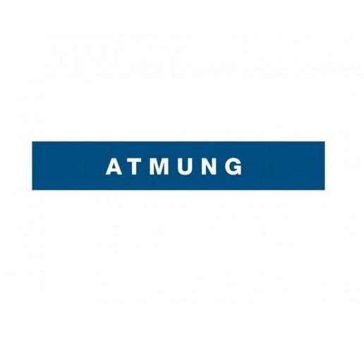 Normsymbol: Medikamente ATMUNG 109 x 37 mm