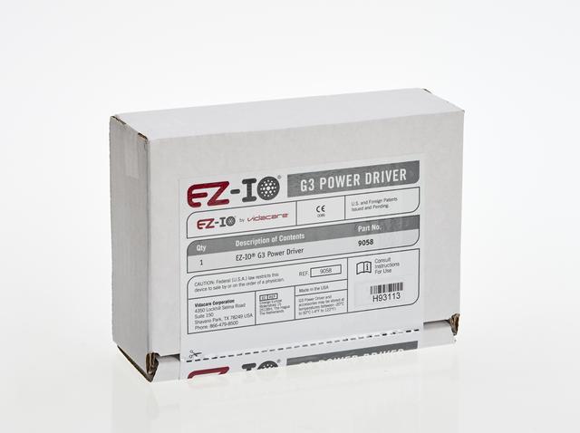 G3 Elektrischer Bohrer EZ-IO