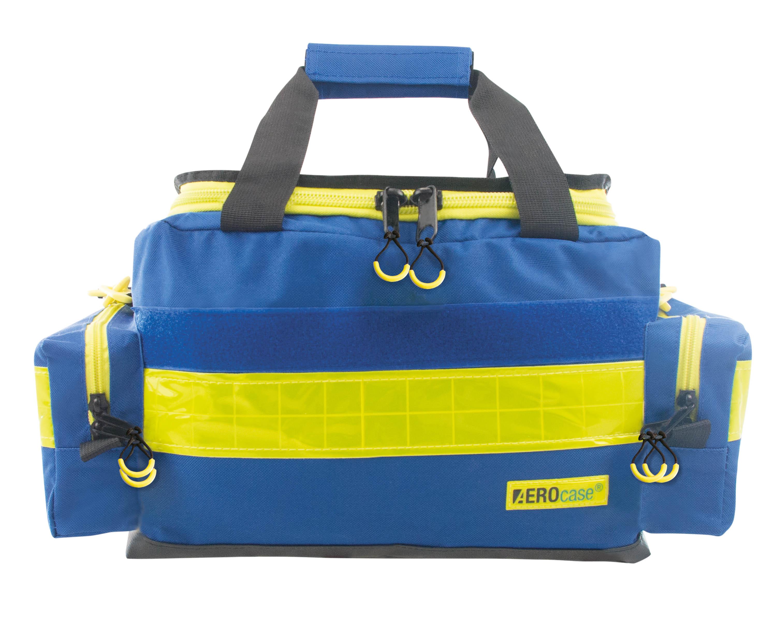 AEROcase Notfalltasche medium Pro1R BM1 blau Nylon