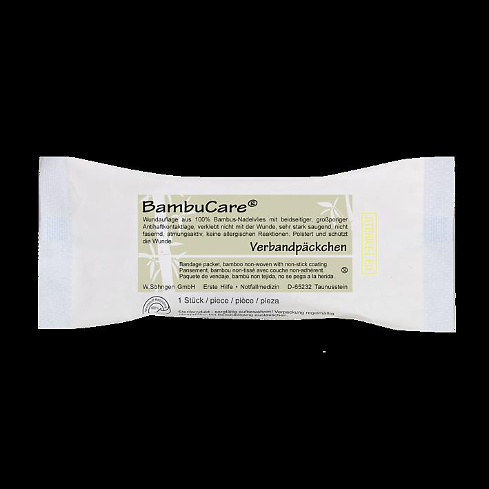 BambuCare® Verbandpäckchen klein