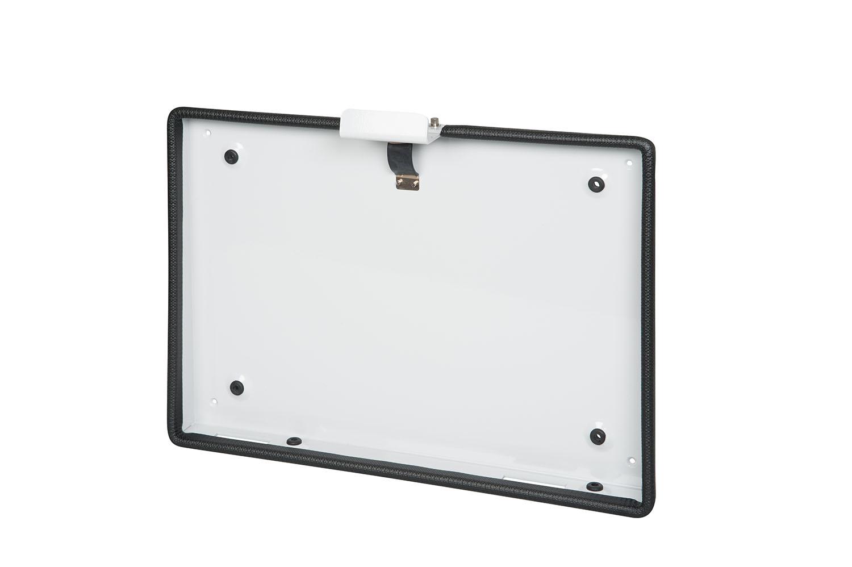 Set Wandhalterung passend für: Verbandkoffer, in Fahrzeugen, inkl. Befestigungsmaterial (erfüllt die Norm EN 1789), Gewicht 1,8 kg