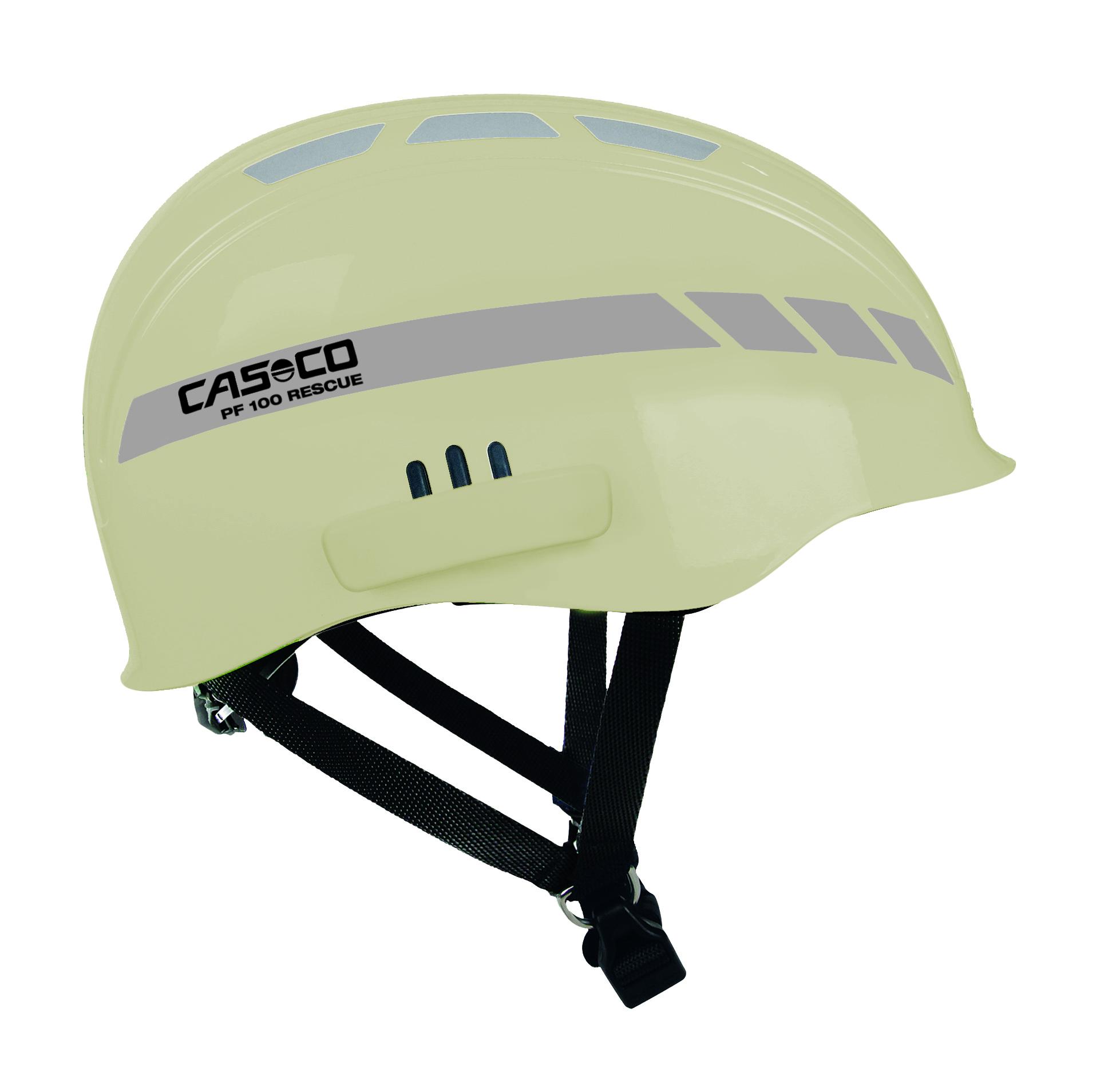 Casco Helm PF 100 Rescue, nachleuchtend