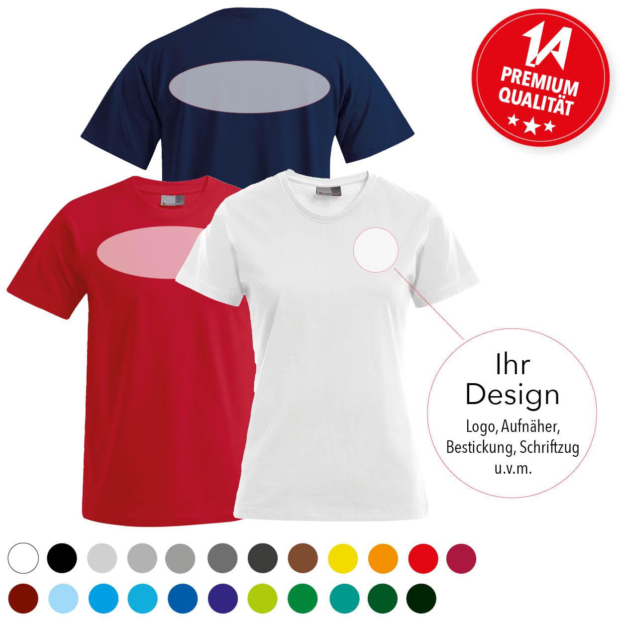 T-Shirt - Individualisiert
