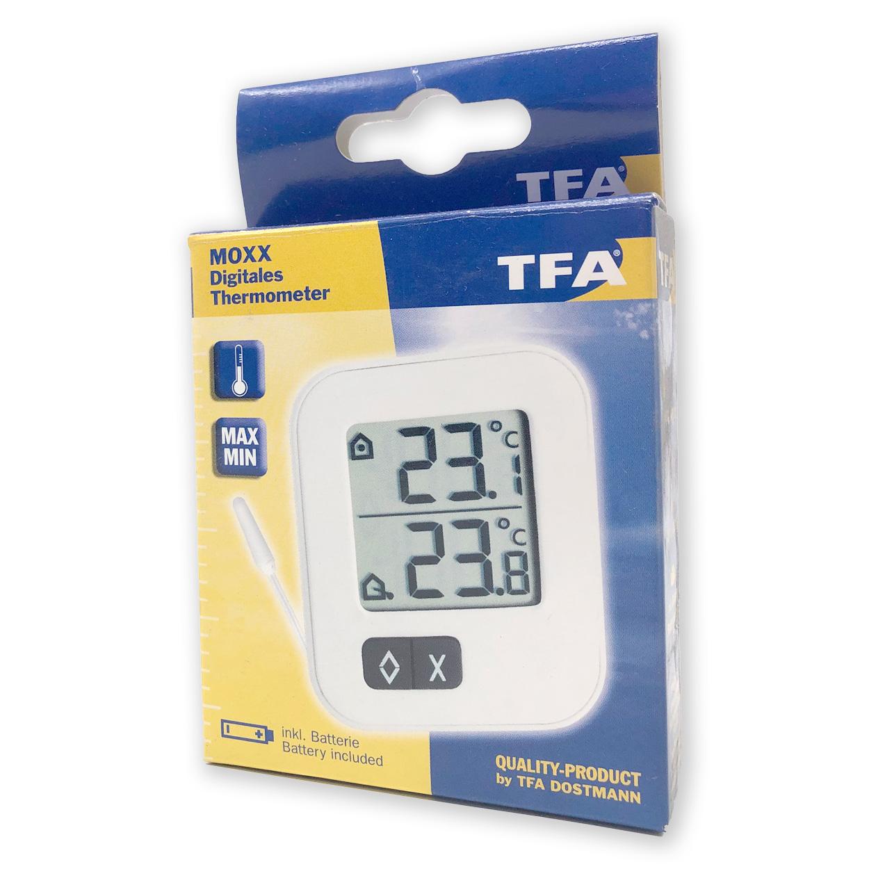 Min Max Thermometer digital