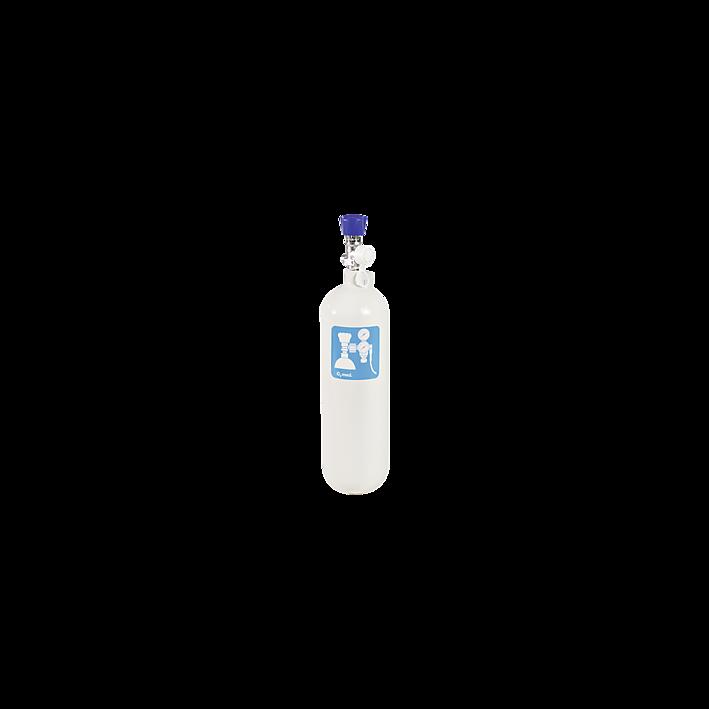 Sauerstoff-Flasche  2,0 Liter