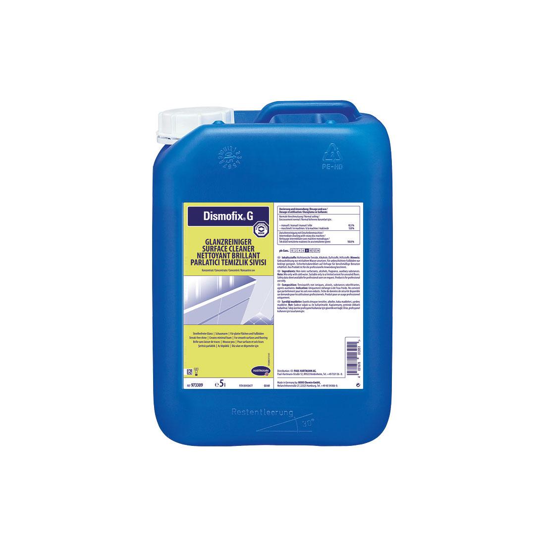 Dismofix® G, 5 Liter Kanister