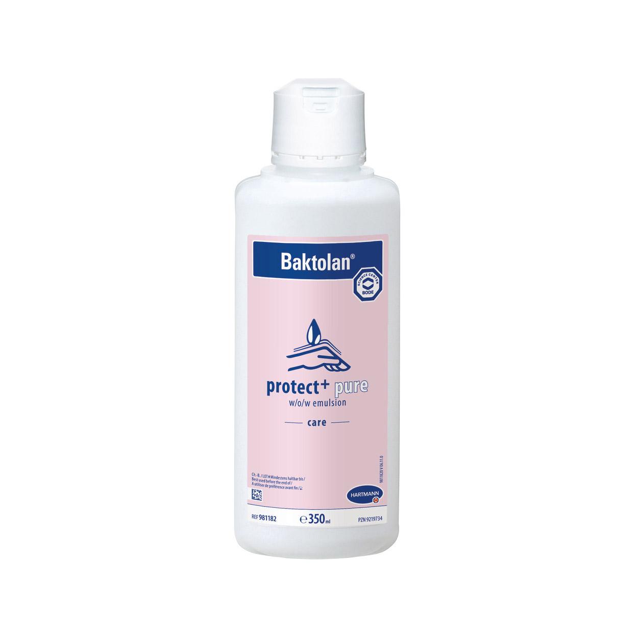 Baktolan® protect + pure, 350 ml-Flasche